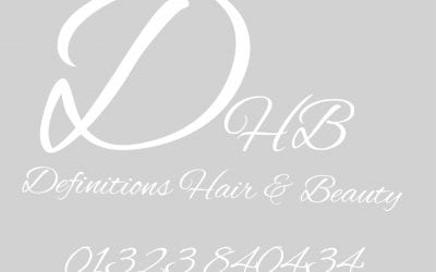 Definitions Hair and Beauty Salon.